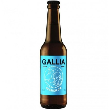 GALLIA SESSION IPA 33CL