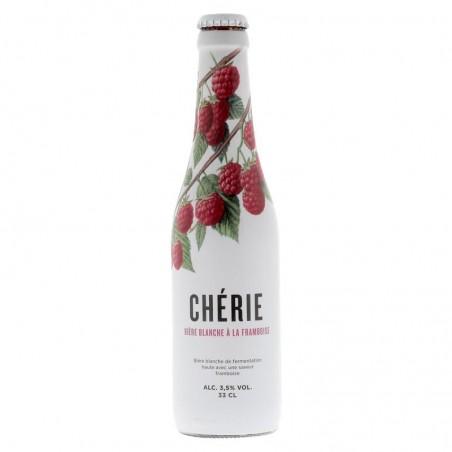 CHERIE FRAMBOISE 33CL