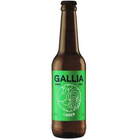 GALLIA LAGER 33CL